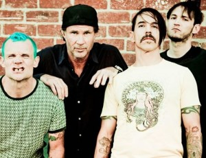 red hot chilli peppers dark necessities