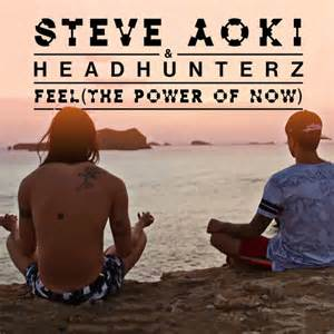 steve aoki headhunterz feel the power of now