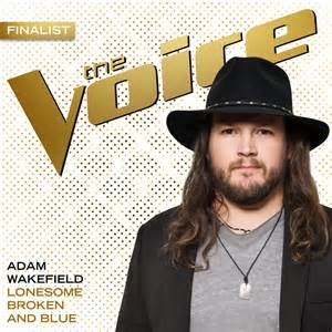 adam wakefield lonesome broken and blue