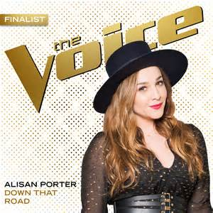 alisan porter down that road