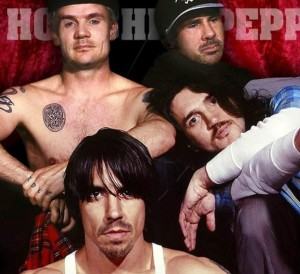 red hot chili peppers we turn red