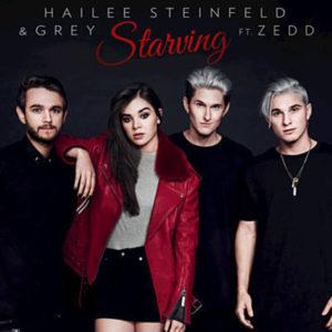hailee steinfeld grey zedd starving