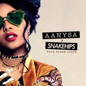 Aanysa & Snakehips -- Burn Break Crash