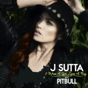 j sutta pitbull when a girl loves a boy