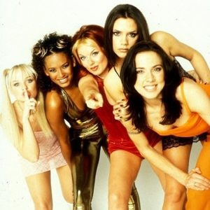 spice girls спайс гёрлз