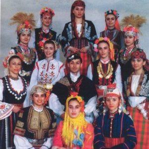 Болгарский национальный ансамбль имени Ф.Кутева